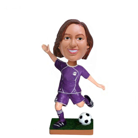 Soccer Player Bobble Heads - BHS36