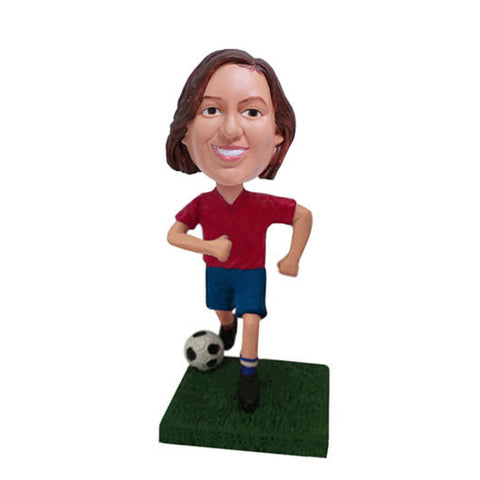 Soccer Player Bobble Heads - BHS37