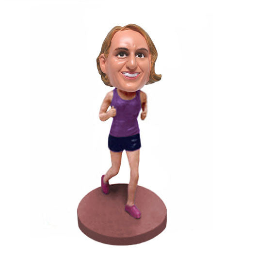 Runner Bobble Heads - BHS46