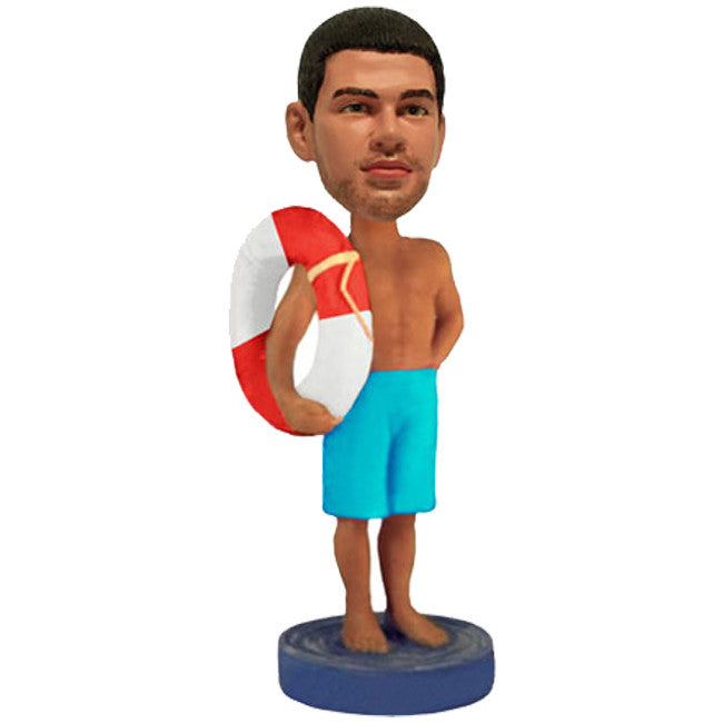 Lifeguard Bobble Head - BHS48