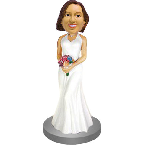 Bride or Bridesmaid Bobblehead BHS99