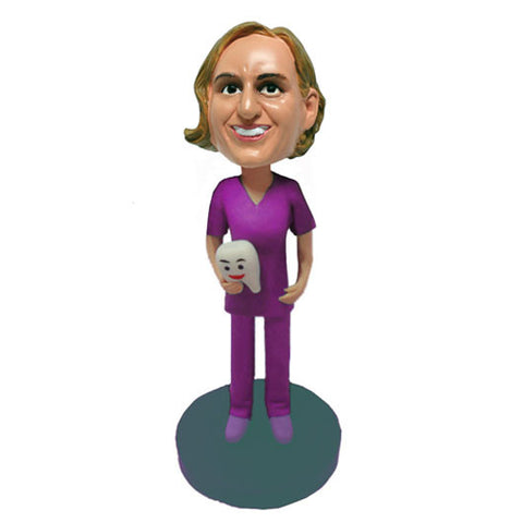 Dentist Bobble Head-BHS69