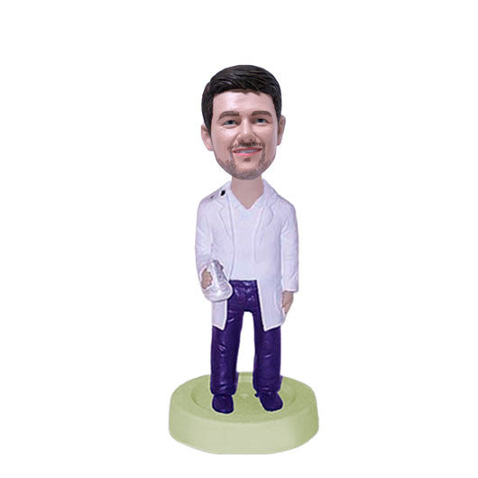 Lab Technician Bobble Head-BHS74