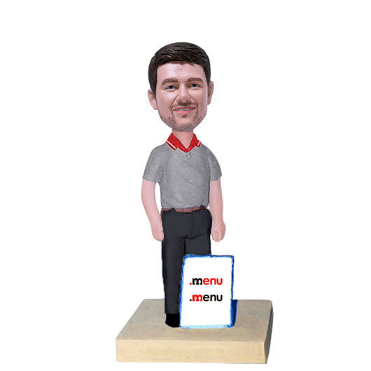 Business Owner Bobblehead - BHS77