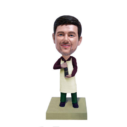 Chef Bobble Head-BHS79