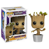 "Guardians Of The Galaxy Figure 4"" Dancing Groot from Funko Pop"