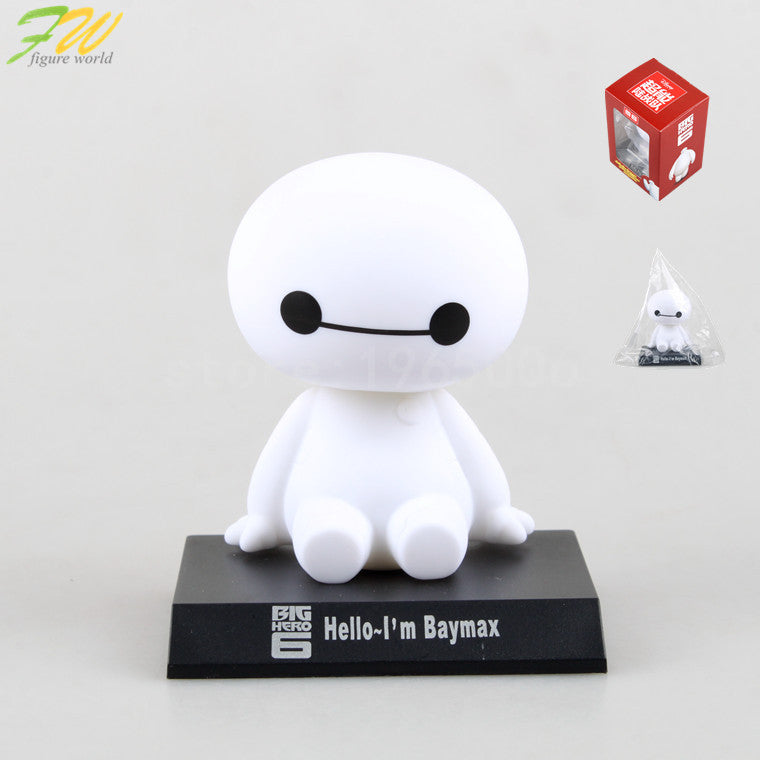 Baymax from Big Hero 6 Desktop Toy Figure