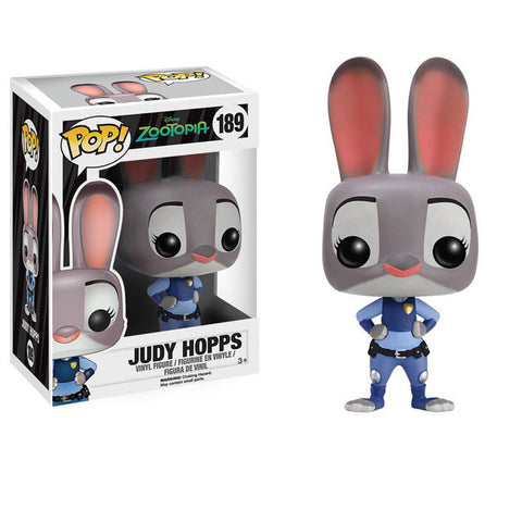 Funko Pop Zootopia  Collectible Figurine Toys