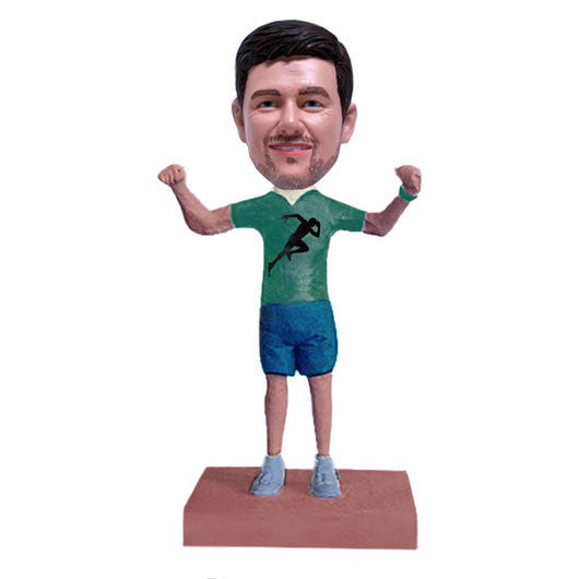 Runner Bobble Head - BHS89