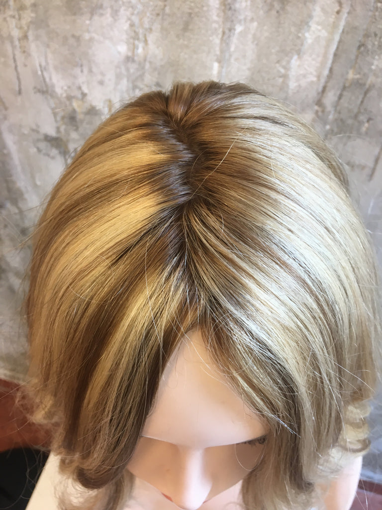 Beautiful Virgin European Blonde - Wigs
