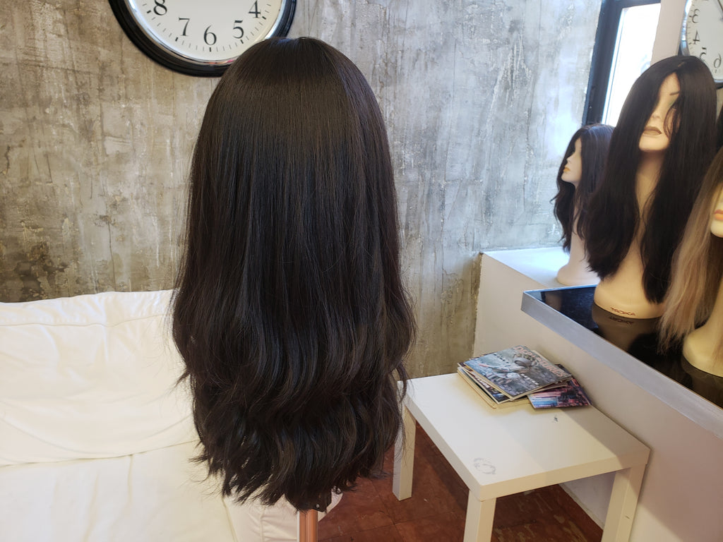 R-24 100% virgin European Natural Hair