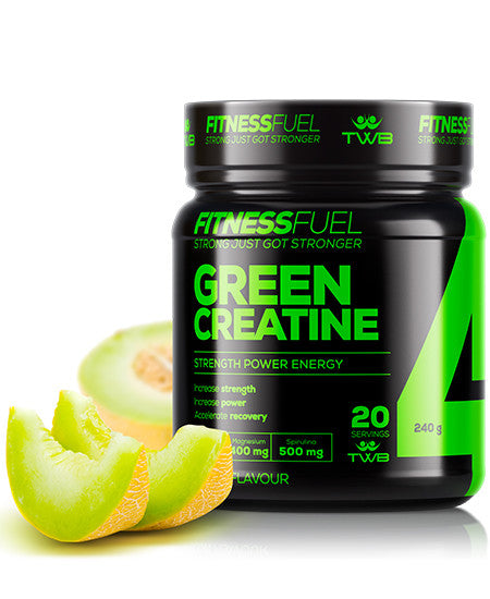 GREEN CREATINE - ALL NEW!