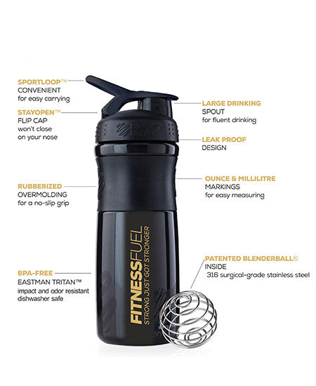 Original Blender Shaker Bottle