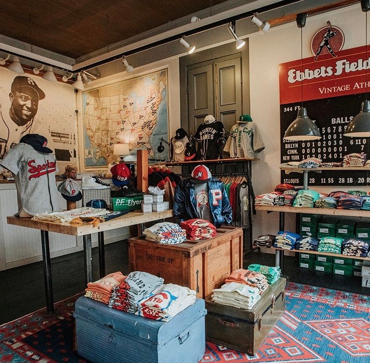 Q&A w/ Ebbets Field Flannels