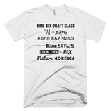 """Nine-Six Draft Class"" t-shirt"