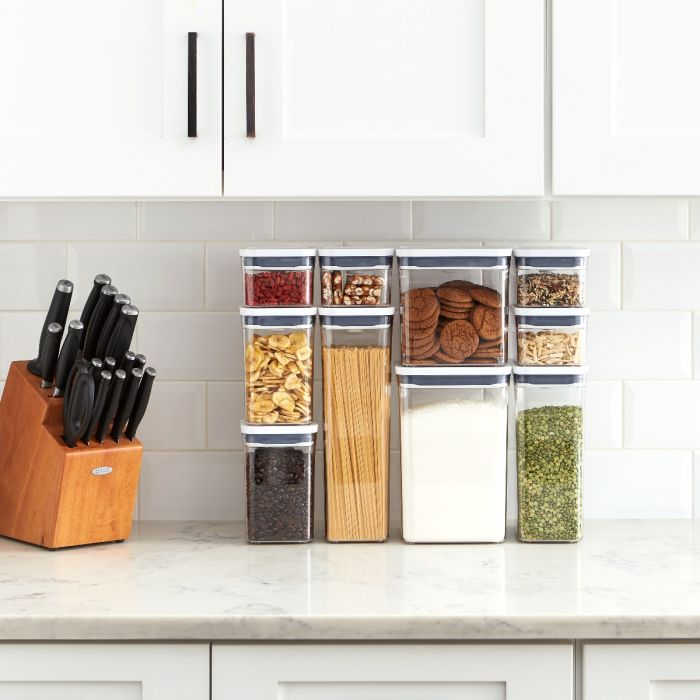 Pop Storage For Your Pantry