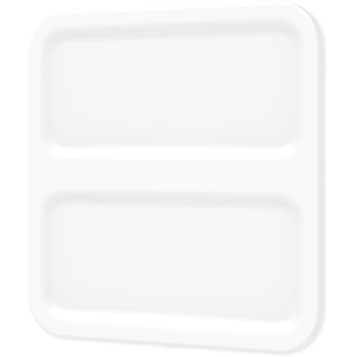 Perch Wall Plate, Wally, White