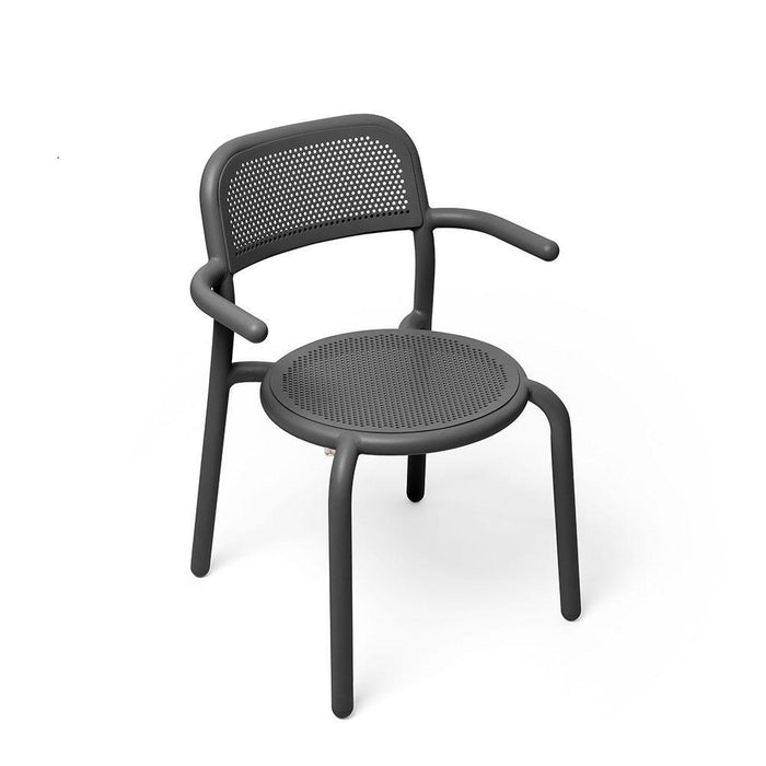 Fatboy Toní Armchair Set of 2 - Anthracite