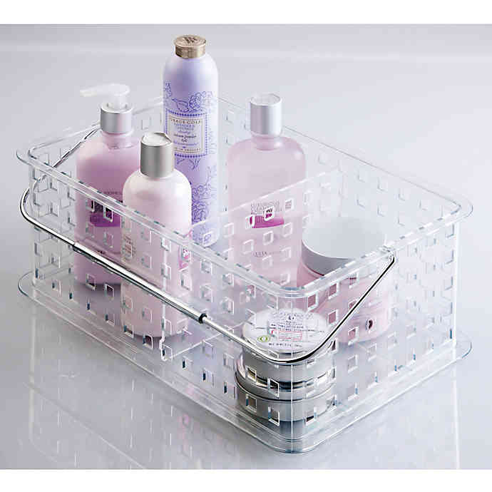 ZIA Basket with Removable Divider - Neat Space
