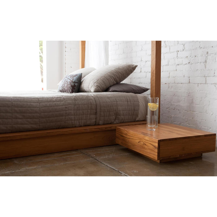 LAX Series - PCH Canopy Bed, Queen - Neat Space