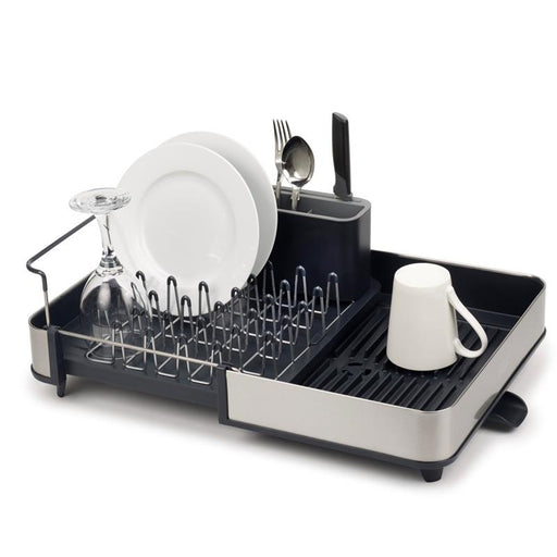 Extend Expandable Dish Rack, Stainless Steel