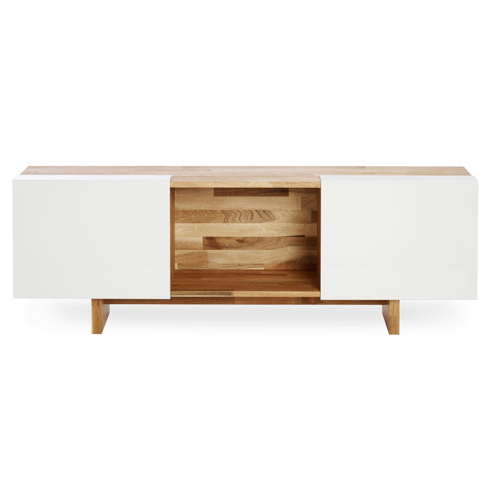 LAX Series - 3X Shelf with Base, White Cover - Neat Space