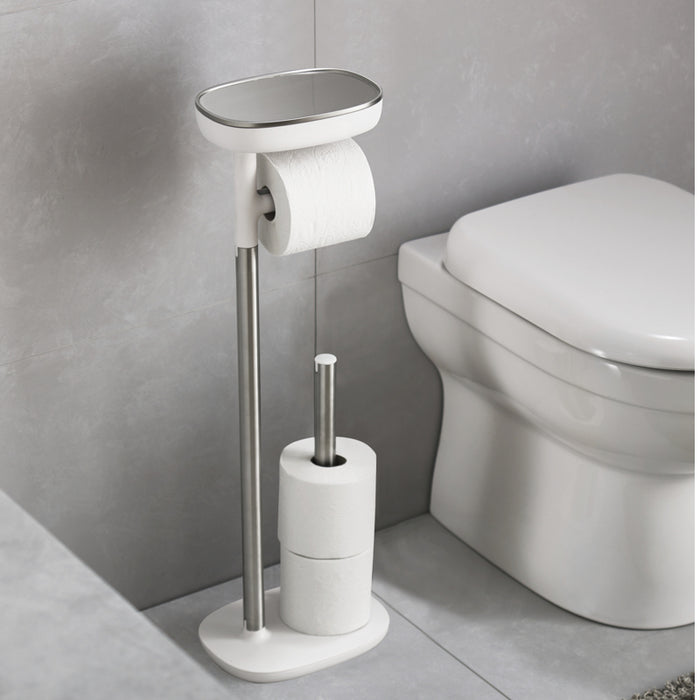 EasyStore STEEL Toilet Paper Stand