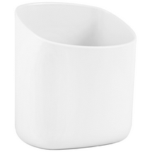 Perch Bitsy Small Container, White