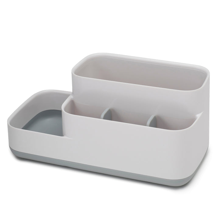 EasyStore Large Bathroom Caddy - Grey