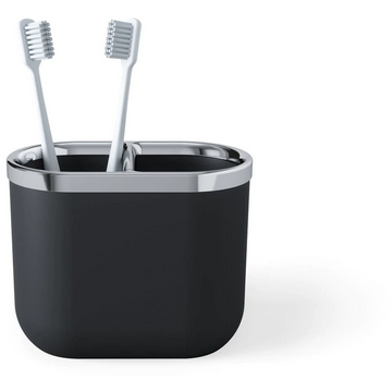 Junip Toothbrush Holder, Black