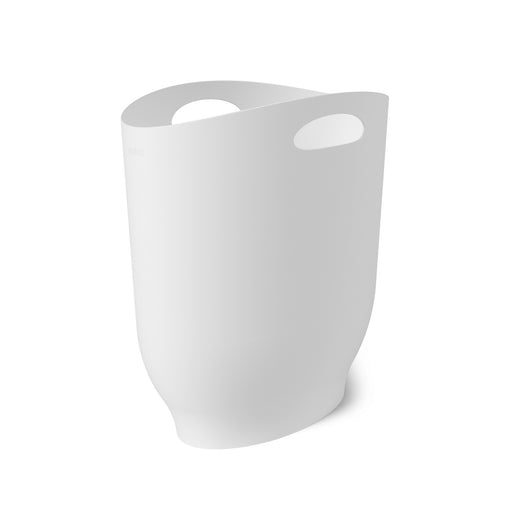 Harlo Trash Can - White