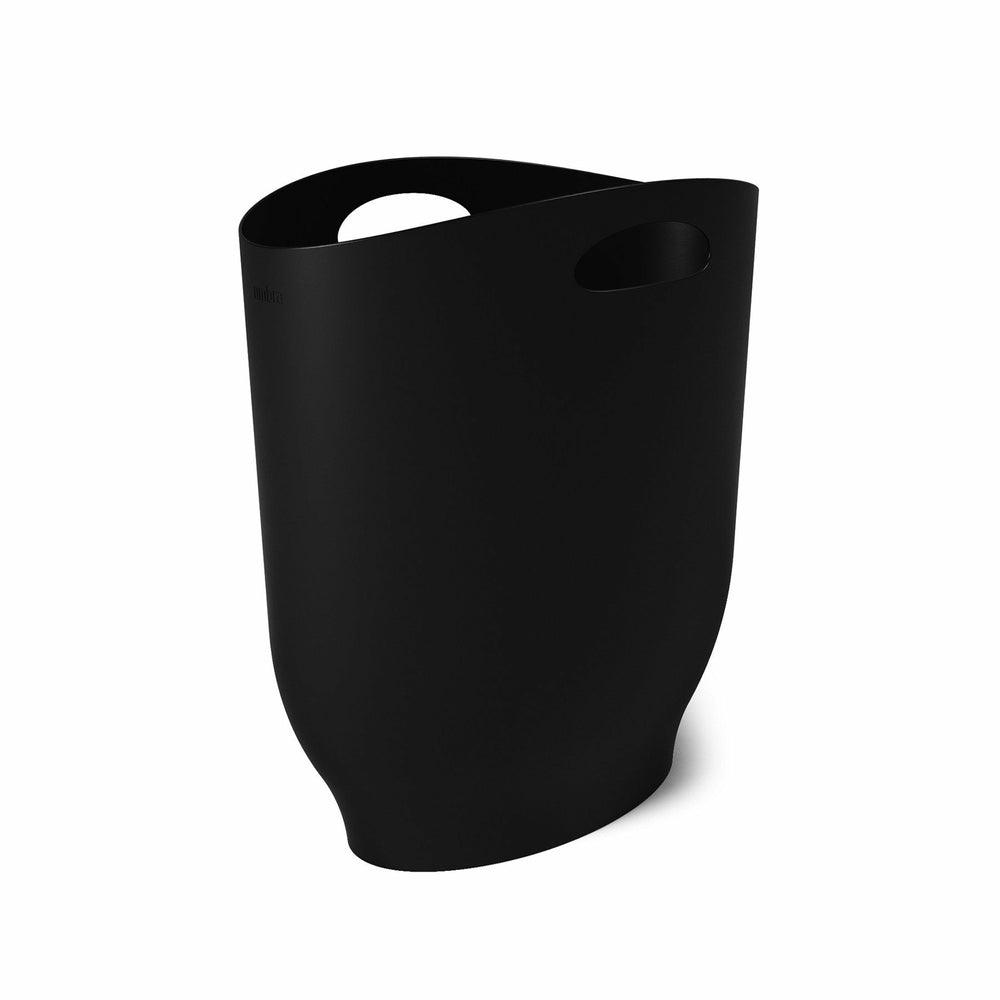 Harlo Trash Can, Black - Neat Space