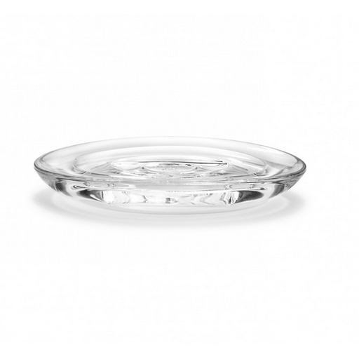 Droplet Soap Dish, Clear - Neat Space