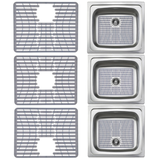 OXO Good Grips Silicone Sink Mat, Large - Neat Space