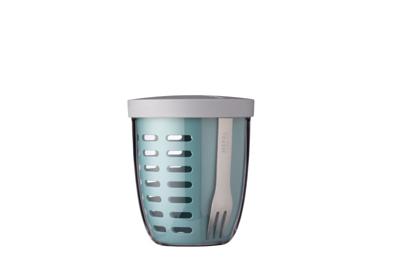 Ellipse Fruit and Veggie Pot , Nordic Green - Neat Space
