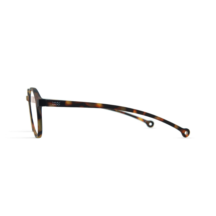 Volga Reading Glasses, Tortoise +2.50