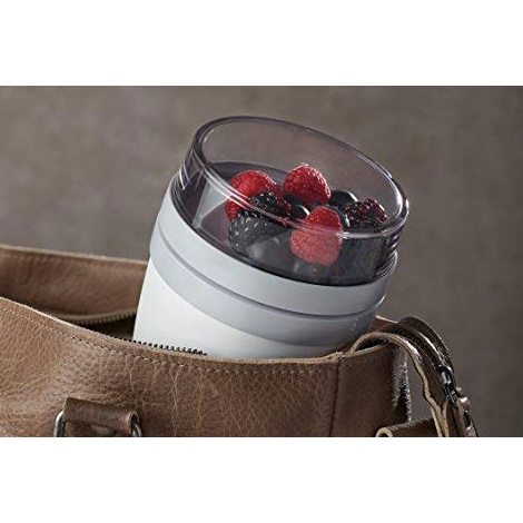 Rosti Ellipse Lunch Pot, White