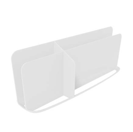 Perch Stumpy Organizer, White - Neat Space