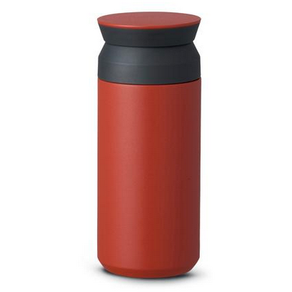 Travel Insulated Tumbler 12oz, Red