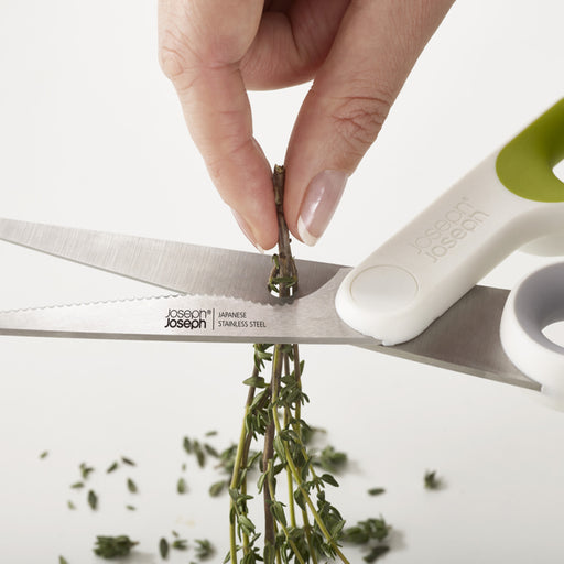 Joseph Joseph PowerGrip Kitchen Scissors - Neat Space