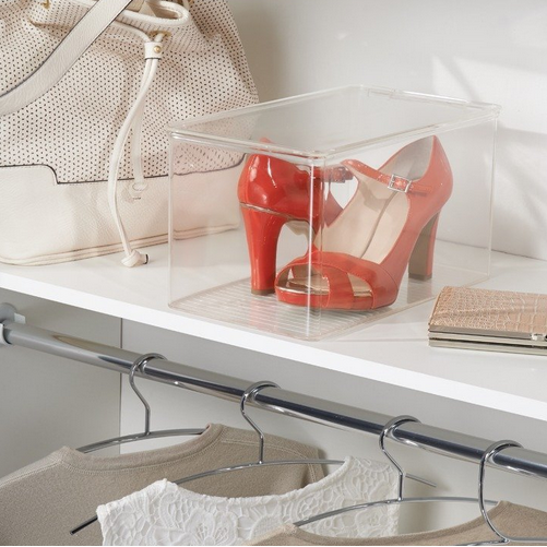 Closet Shoe Box, Pumps
