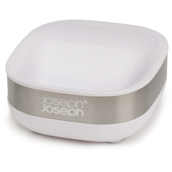 EasyStore STEEL Slim Compact Soap Dish