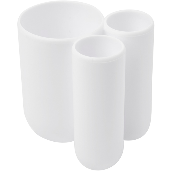 Touch Toothbrush Holder, White