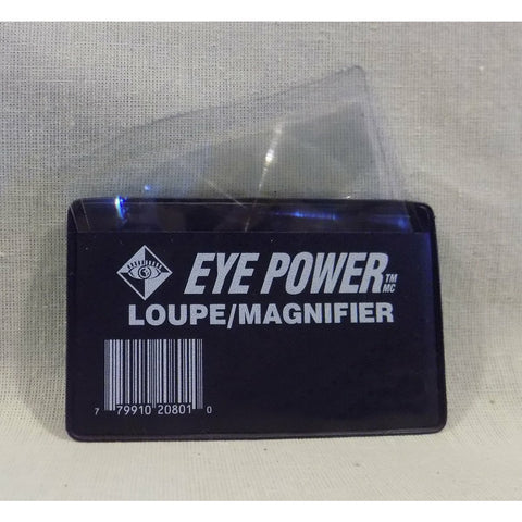 EyePower Wallet Loupe/Magnifier