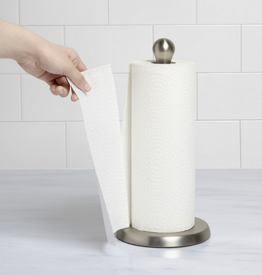 Tug Paper Towel Holder, Smoke