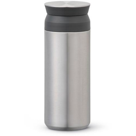 Travel Insulated Tumbler 17oz, Silver
