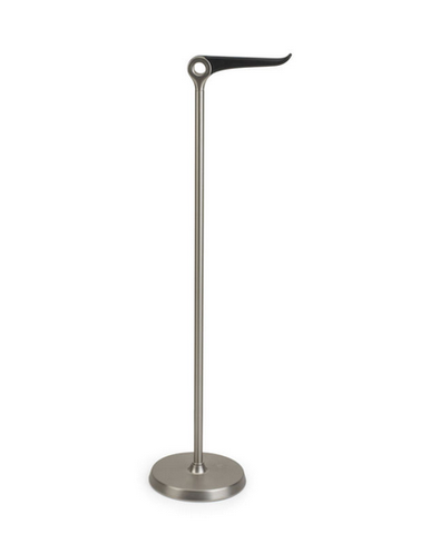 Tucan Toilet Paper Stand and Reserve, Nickel