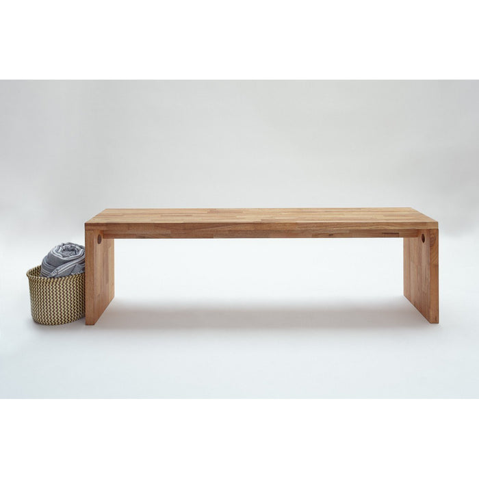 LAX Series - Bench, English Walnut - Neat Space