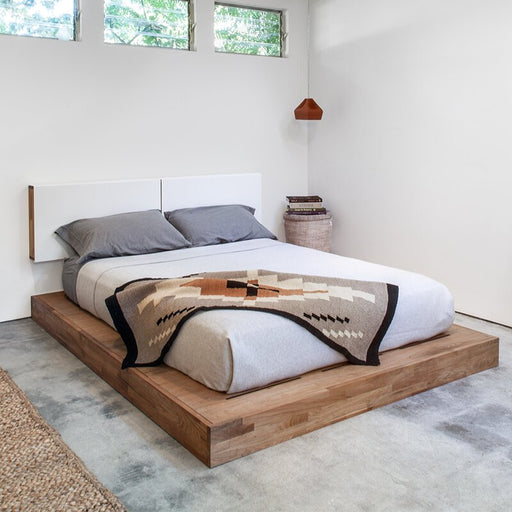 LAX Series - Platform Bed, Queen - Neat Space