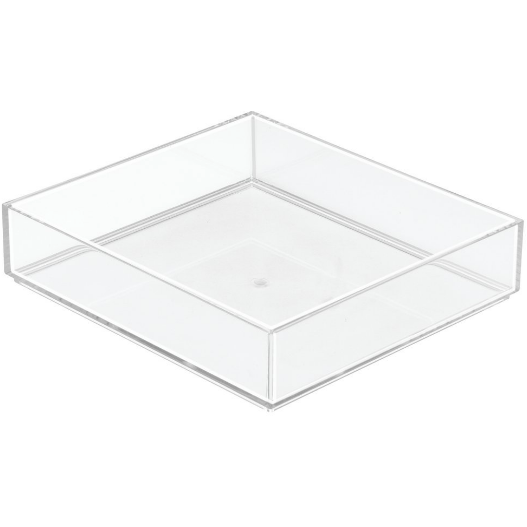 Clarity Drawer Organizer, 8x8x2 - Neat Space
